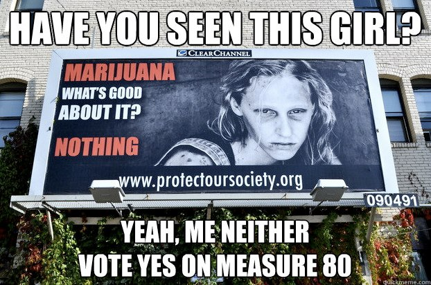 Facebook Protest Results In Removal Of Anti-Marijuana Billboard